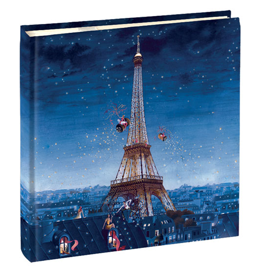 Album photo Artiste Tour Eiffel 11x15 cm