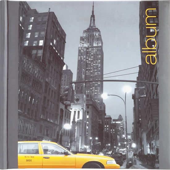 Album 200 photos pochettes 10x15 New York