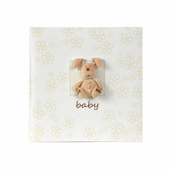 Album bébé 160 photos 10x15 cm naissance lapin