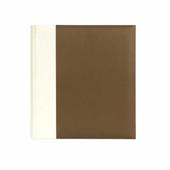 Album pochettes 200 photos kraft naturel marron