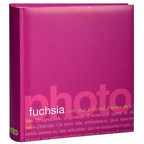 Album photo rose Words 200 photos 11,5x15