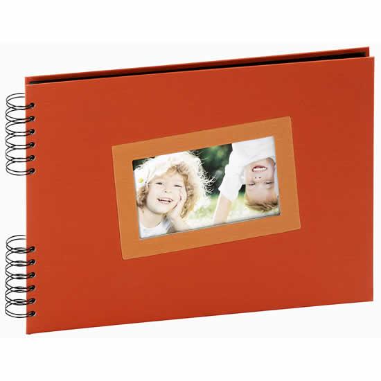Album photo orange TAIS 120 photos 10x15