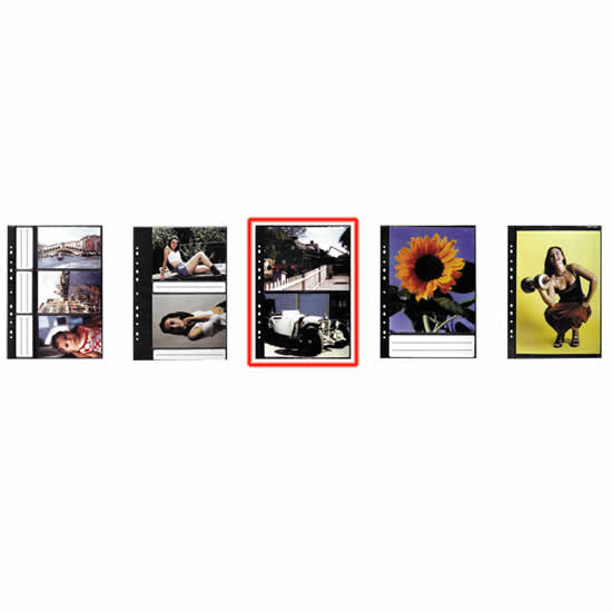 10 pages pour album rechargeable 40 photos 15x20cm