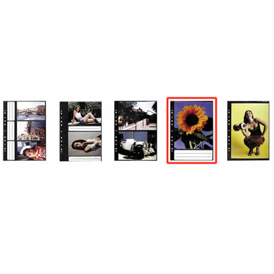 Recharge album photo 20x25cm