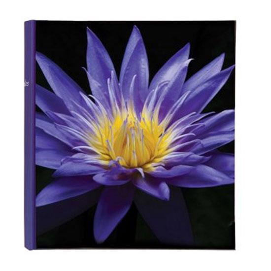Album traditionnel 400 photos Botanic Violet