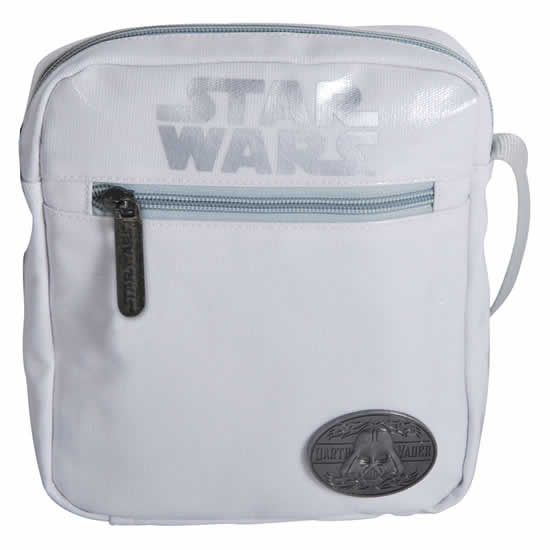 besace Clairefontaine Star Wars blanche