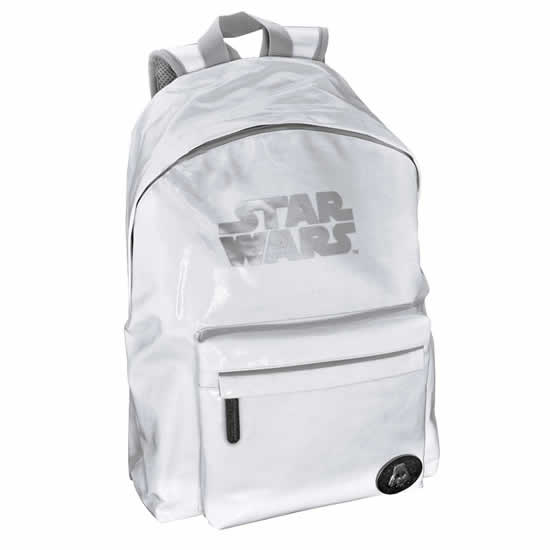 Sac à dos borne Clairefontaine Star Wars blanc