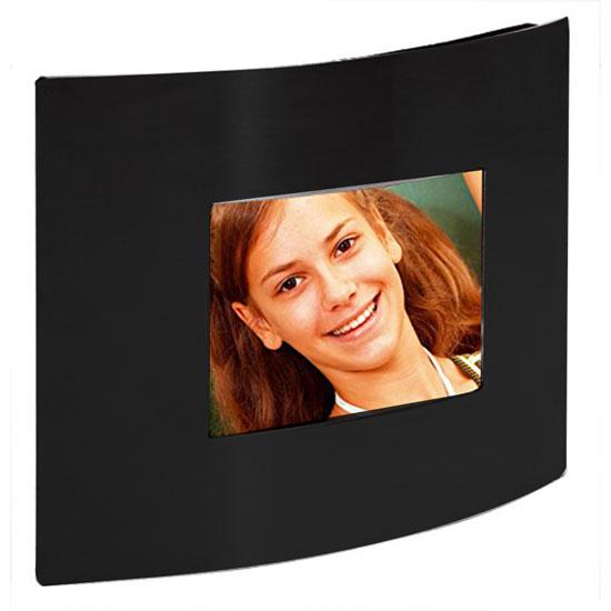 Cadre Métal noir pour photo 6x9 cm