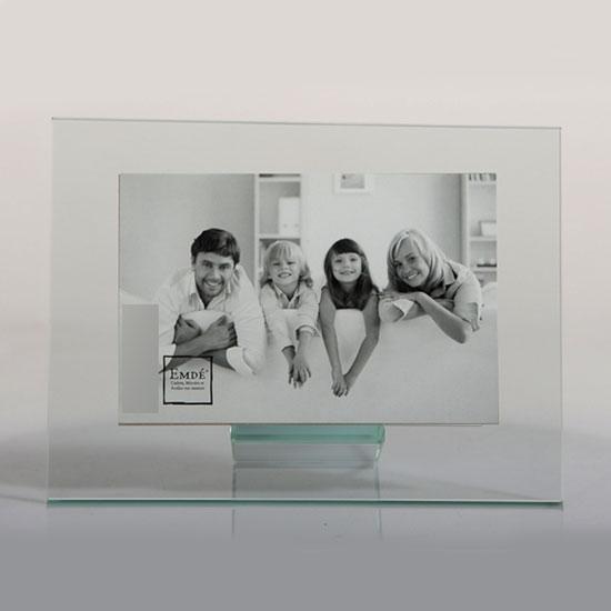 Cadre photo en verre vertical 15x20 cm