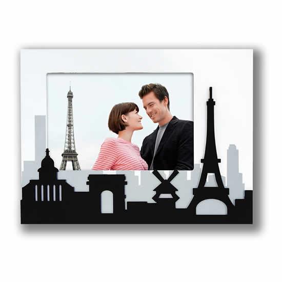 Cadre photo Paris Montmartre 10x15cm horizontal