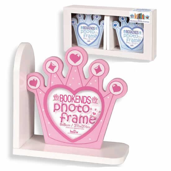 cadre photo serre livre prince bleu enfant fille innova. Black Bedroom Furniture Sets. Home Design Ideas