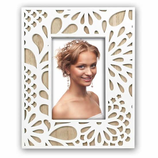 Cadre photos TIZIANA 13x18 en bois