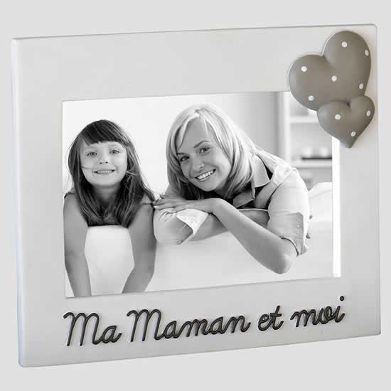 Cadre photo Maman et moi pour photo 10x15