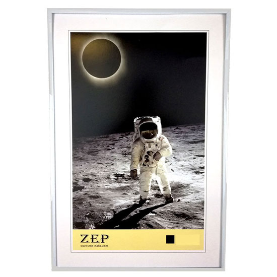 Cadre photo 40x50 argent galerie zep - Cadre photo 40x50 ...