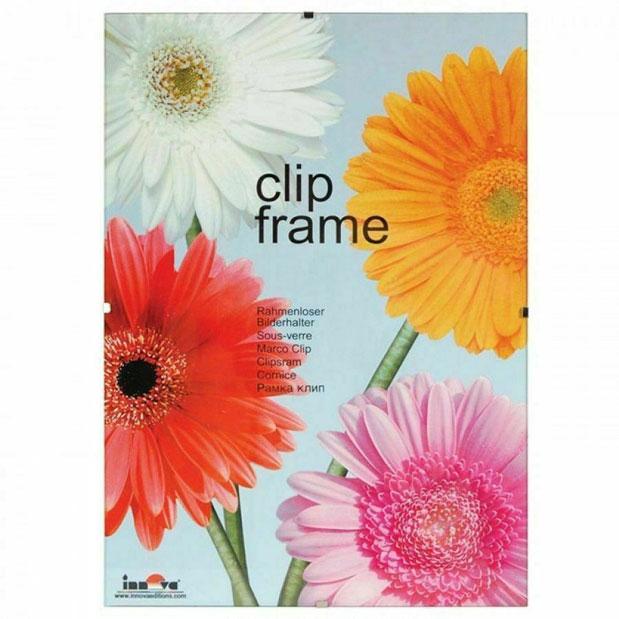 Cadre sous-verre Clip Frame 21x29.7cm A4