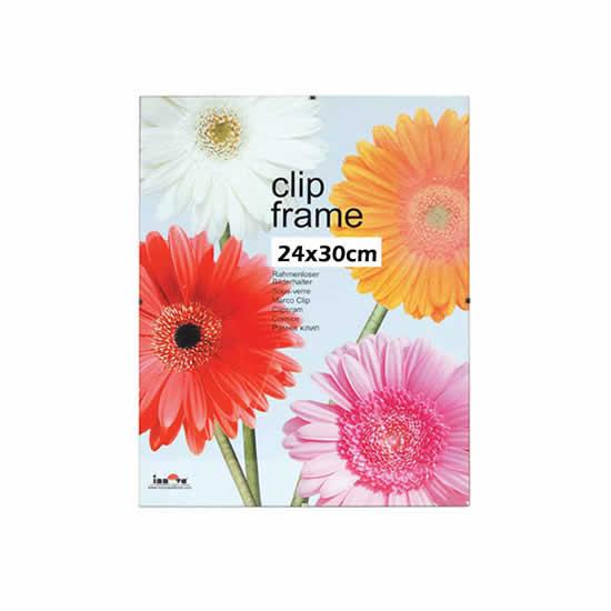 Cadre sous-verre Clip Frame 24x30cm
