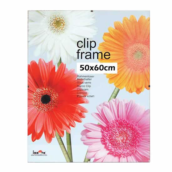 Cadre sous-verre Clip Frame 50x60cm