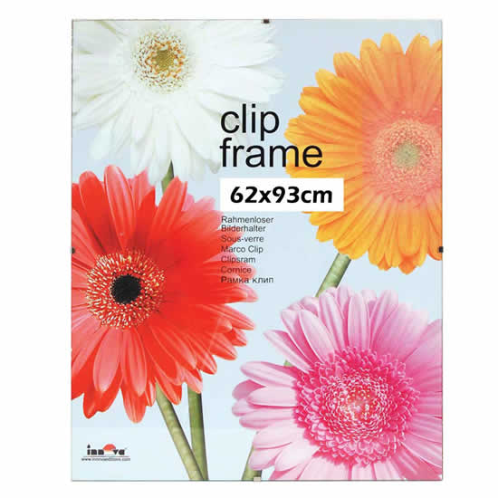 Cadre sous-verre Clip Frame 62x93cm