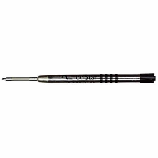 Recharge stylo encre gel noir