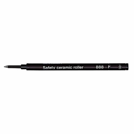 Recharge stylo roller noir