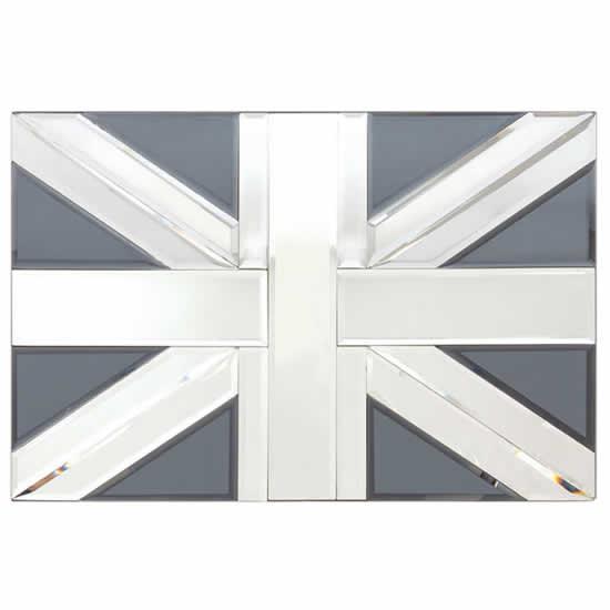 Miroir drapeau britannique 40x60cm