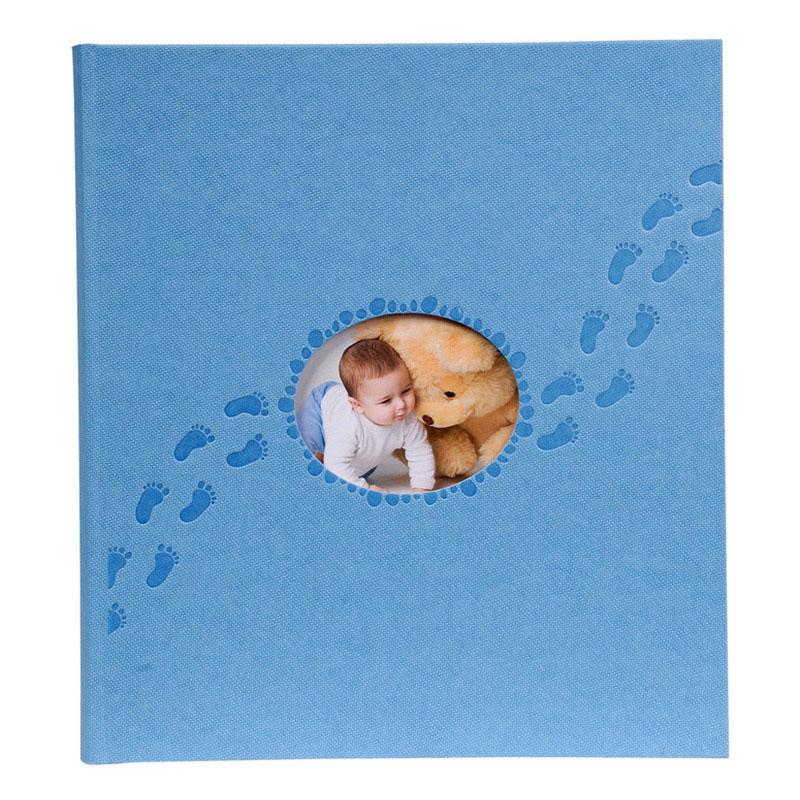 Album naissance piloo bleu 300 photos exacompta for Fenetre 40x75