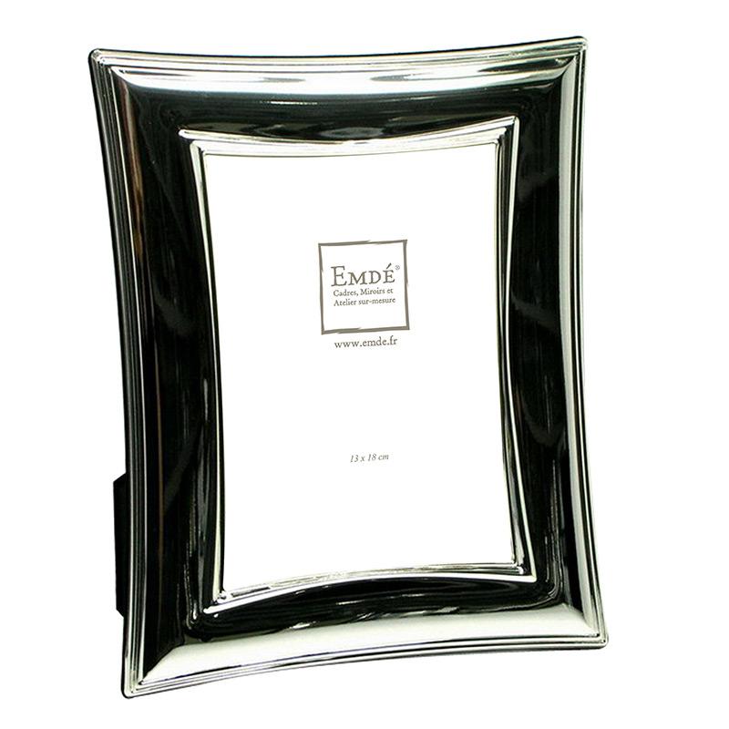 cadre photos argent 15x20 emd emd. Black Bedroom Furniture Sets. Home Design Ideas