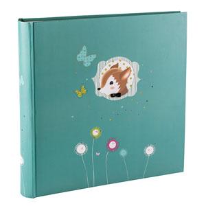 Album photo 60 pages 30x30cm Panodia Foxy bleu