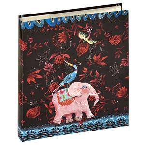 Album photo ARTISTES Illustration Elephant 21,5x25cm