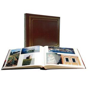 Album photos 60 pages Panodia Empire bordeaux.