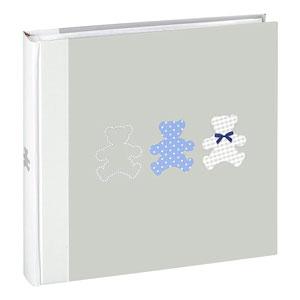 Album photos enfant - 240 vues - Timotée bleu