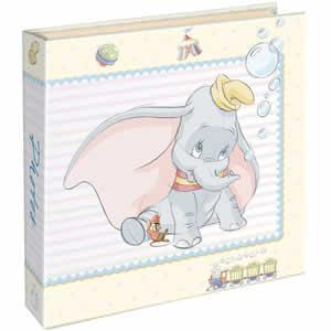Album enfant Disney 200 photos 10x15cm Dumbo