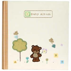 Album naissance 144 photos 10x15cm Natural baby