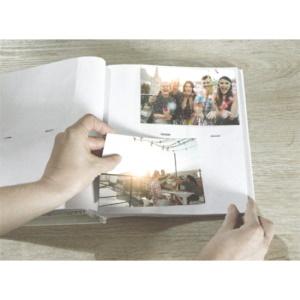 Album Photo Pheline Rouge Memo 200 photos