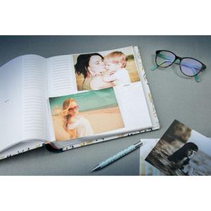 Album Mémo pochettes 200 photos Flowers 2