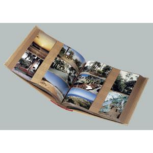 Album photo kraffty 2 Memo Rouge 500 photos 11,5x15