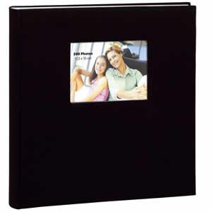 Album photo pochette SQUARE 500 photo noir