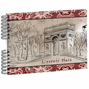Album photo -  L'esprit Paris - 50 pages à coller