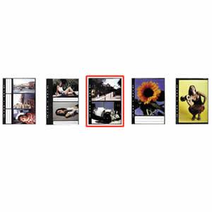 10 pages pour album rechargeable 40 photos 15x20cm