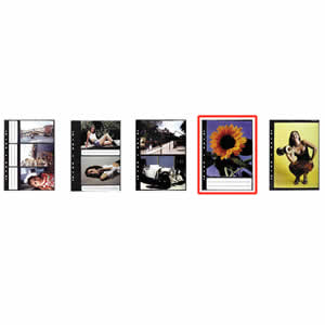 Recharge album photo 20x25cm