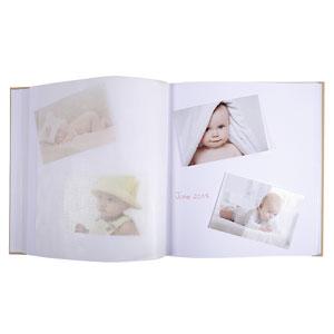 Album naissance PILOO bleu - 300 photos