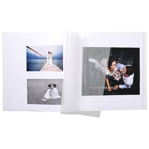 Album photo mariage 60 pages Harmony traditionnel