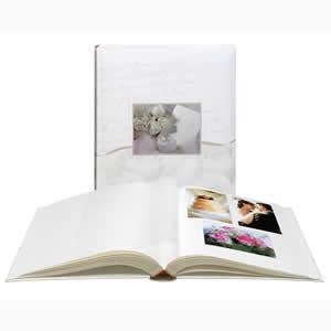 Album photo Poetry 500 photos 10x15 blanc