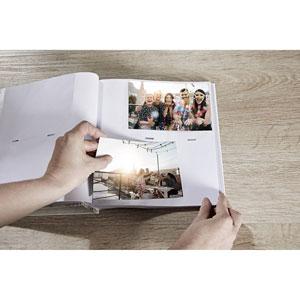 album photo traditionnel FUN 200 photos bleu