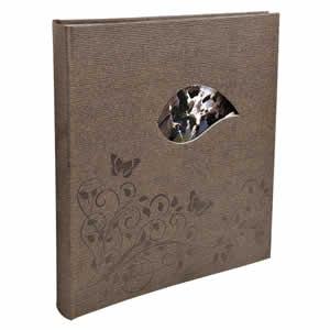 Album photo traditionnel Lovely planet chocolat