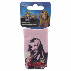 Chaussette téléphone Hannah Montana