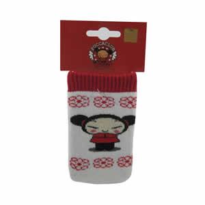 Chaussette téléphone portable Pucca