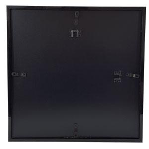 Cadre gallery 40x40 Noir