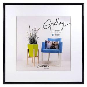 Cadre gallery 50x50 Noir