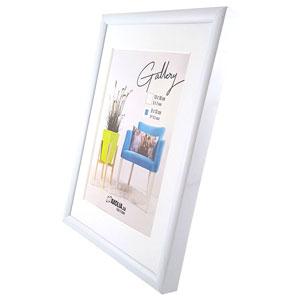 Cadre 13x18 Blanc Gallery